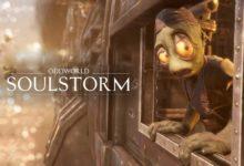 صورة عرض دعائي جديد للعبة المغامرات Oddworld: Soulstorm