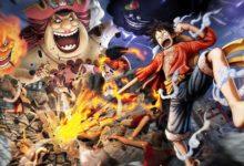 صورة عرض تلفزيوني جديد للجزء الرابع من لعبة One Piece: Pirate Warriors