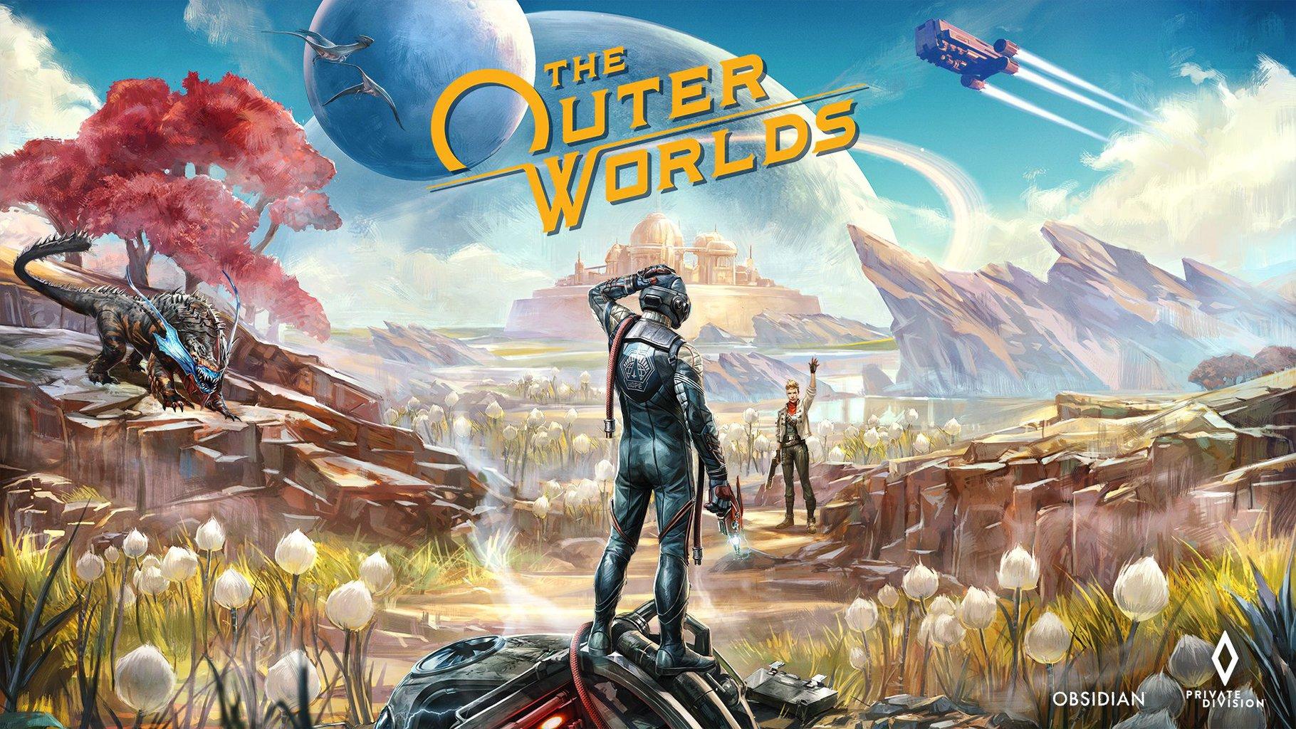 Photo of الكشف عن اضافة جديدة للعبة The Outer Worlds