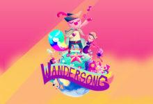 صورة عرض اطلاق لعبة المغامرات Wandersong