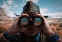 صورة طور التصوير أصبح متوفر الآن بلعبة Red Dead Redemption 2 على منصة Xbox One .