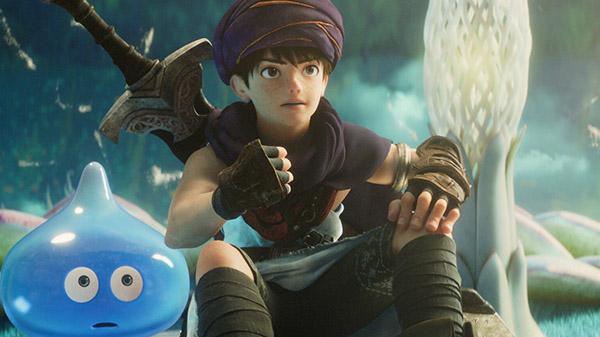 Photo of فيلم Dragon Quest: Your Story قادم لشبكة Netflix خلال شهر فبراير .