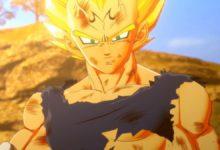 صورة عرض اطلاق لعبة الاكشن Dragon Ball Z: kakarot