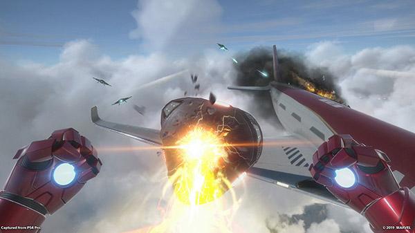 Iron Man VR Delay 01 17 20