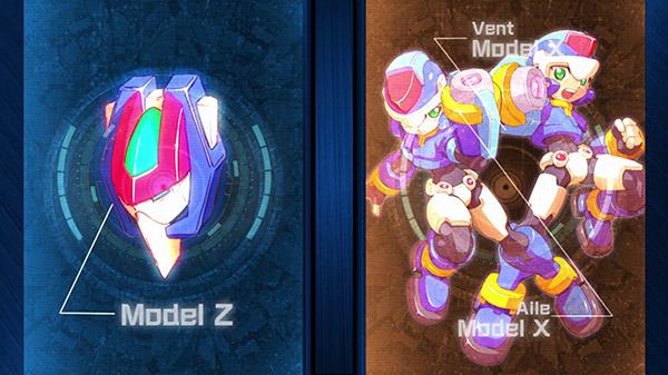 Mega Man ZX PV 01 21 20
