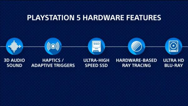 Photo of الأعلان رسمياً عن بعض الخصائص التقنية لجهاز PS5 الجديد .