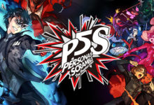 صورة استعراض جديد ومطول للعبة Persona 5 Scramble