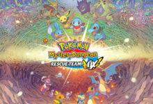 Pokemon Mystery Dungeon RT DX 01 09 20