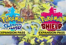 صورة الأعلان عن التذكرة الموسمية لألعاب Pokemon Sword and Pokemon Shield .