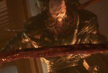 صورة لنتعرف على الشكل الجديد لشخصية Nemesis بلعبة Resident Evil 3 remake .