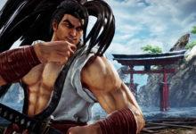 صورة عرض دعائي جديد لشخصية Haohmaru القادمة للعبة Soulcalibur VI .
