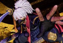 صورة الأعلان عن موعد أصدار لعبة Samurai Shodown على جهاز Nintendo Switch .