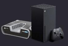 صورة سعر جهاز Xbox Series على الأغلب سيكون أغلى من سعر جهاز PS5 .