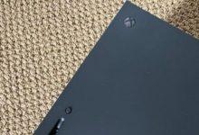صورة مجموعة من الصور المسربة لجهاز Xbox Series X .