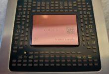 صورة النظرة الأولى على معالج APU الخاص بجهاز Xbox Series X .
