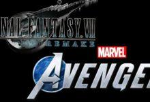 avengers Fanal Fantasy 7