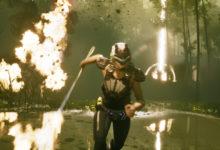صورة إيقاف عملية تطوير لعبة الباتل رويال Stormdivers بشكل مؤقت .