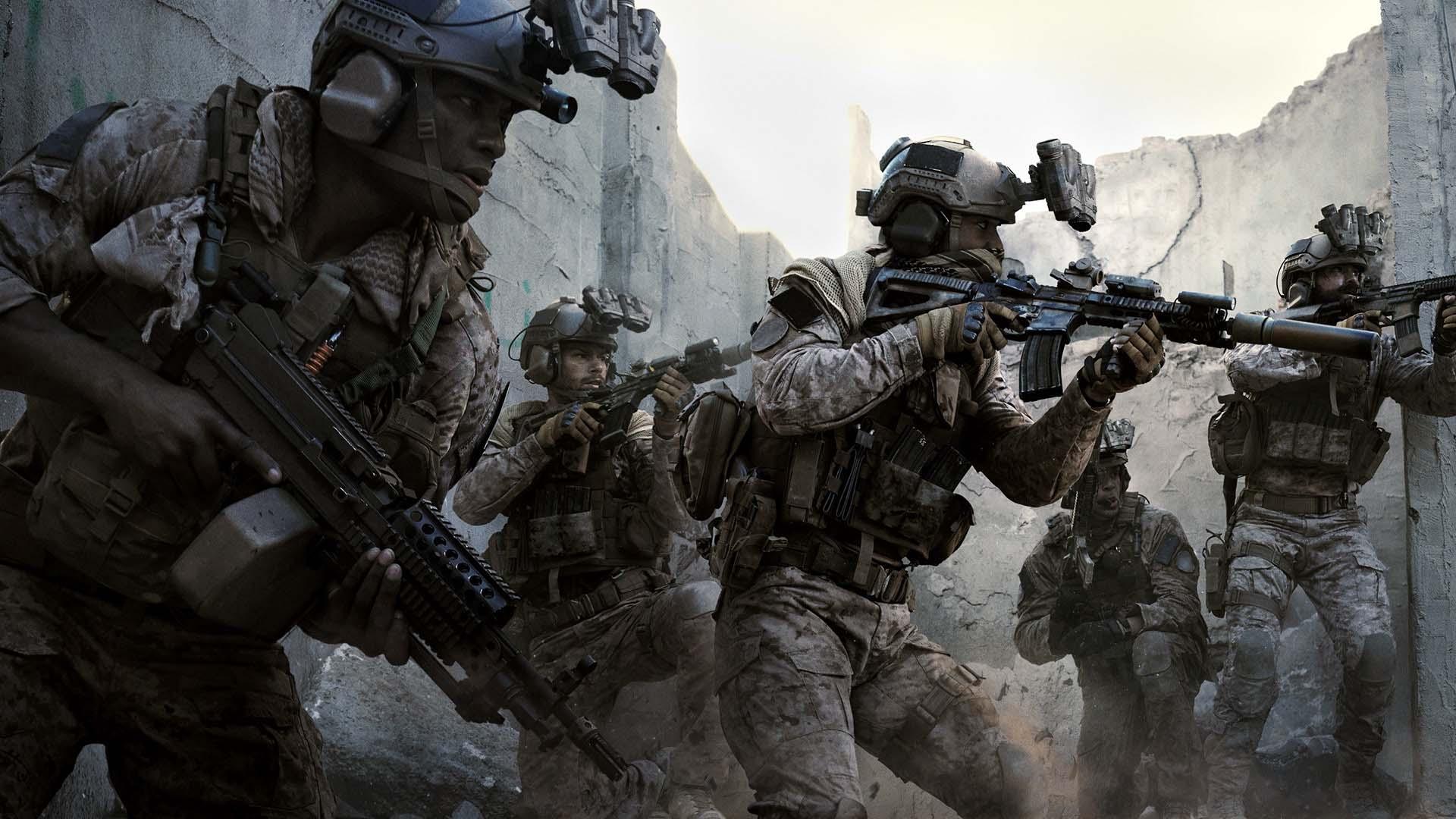 Photo of مد الموسم الأول من Call of Duty: Modern Warfare