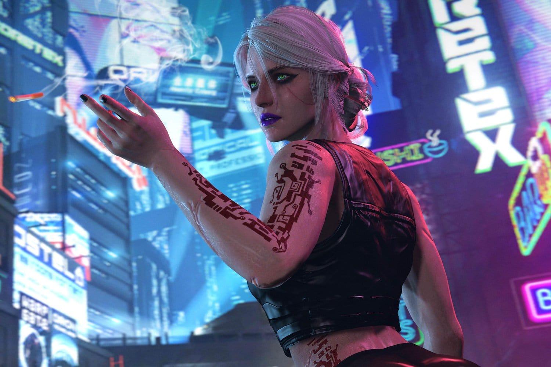 cyberpunk 2077 science fiction dystopia