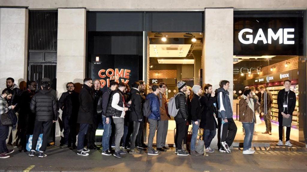 Photo of سلسلة متاجر Game تخطط لغلق 40 فرع داخل بريطانيا.