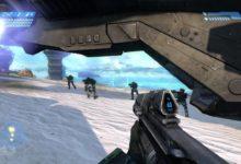 صورة بداية البيتا الأولى لنسخة Halo Combat Evolved للحواسب قريبًا