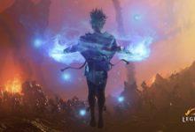 صورة العرض الأول لإسلوب لعب Magic: Legends