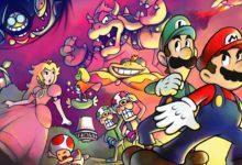 صورة شركة Nintendo تسجل عنواناً جديداً لسلسلة Mario & Luigi