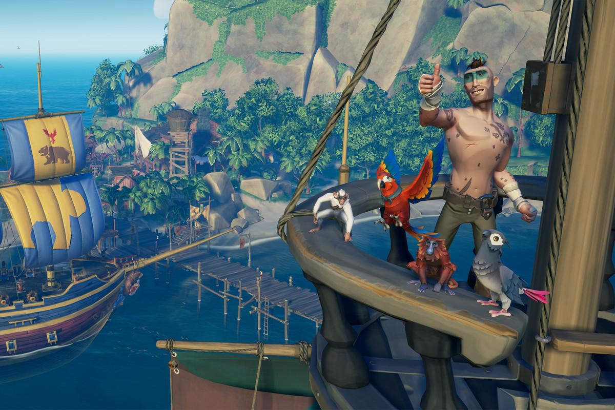 Photo of أكثر من 10 مليون لاعب قاموا بتجربة لعبة Sea of Thieves منذ أطلاقها حتى الآن .
