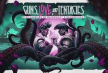 صورة الإعلان عن توسعة (Guns, Love, and Tentacles: The Marriage of Wainwright & Hammerlock) القادمة للعبة Borderlands 3 .