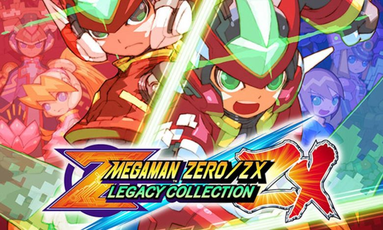 Megaman Zero ZX Legacy Collection