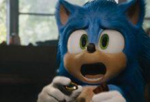 صورة فيلم Sonic the Hedgehog يحقق إفتتاحية ضخمة في السينمات العالمية .