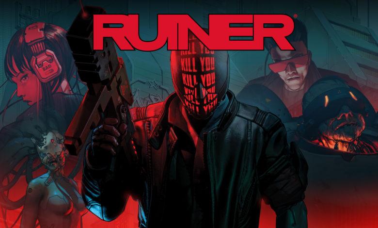 Ruiner Review