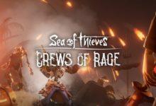 صورة لعبة Sea of Thieves تحصل على تحديث Crews of Rage المجاني .