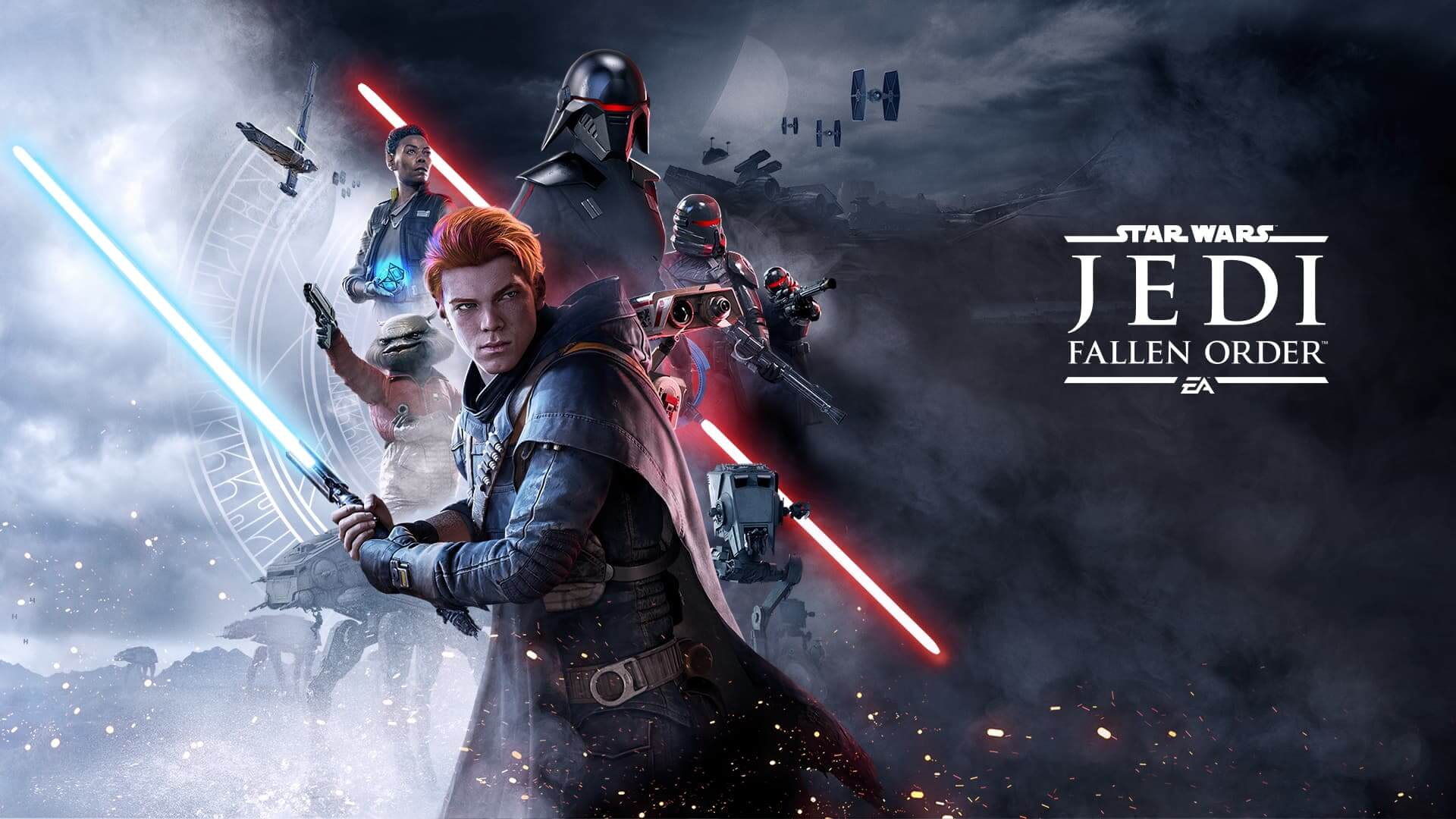 Photo of شركة EA تعمل على أكثر من لعبة جديدة من سلسلة Star Wars في الوقت الحالي .
