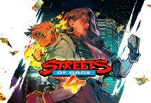 صورة استعراض جديد ليوميات مطوري Streets of Rage 4