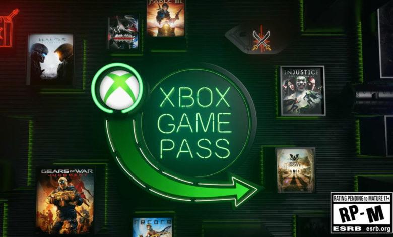 Xbox Game Pass 3