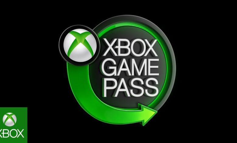 Xbox game pass 2