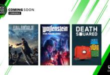 صورة الاعلان عن الالعاب الجديدة القادمة لخدمة Xbox Game Pass