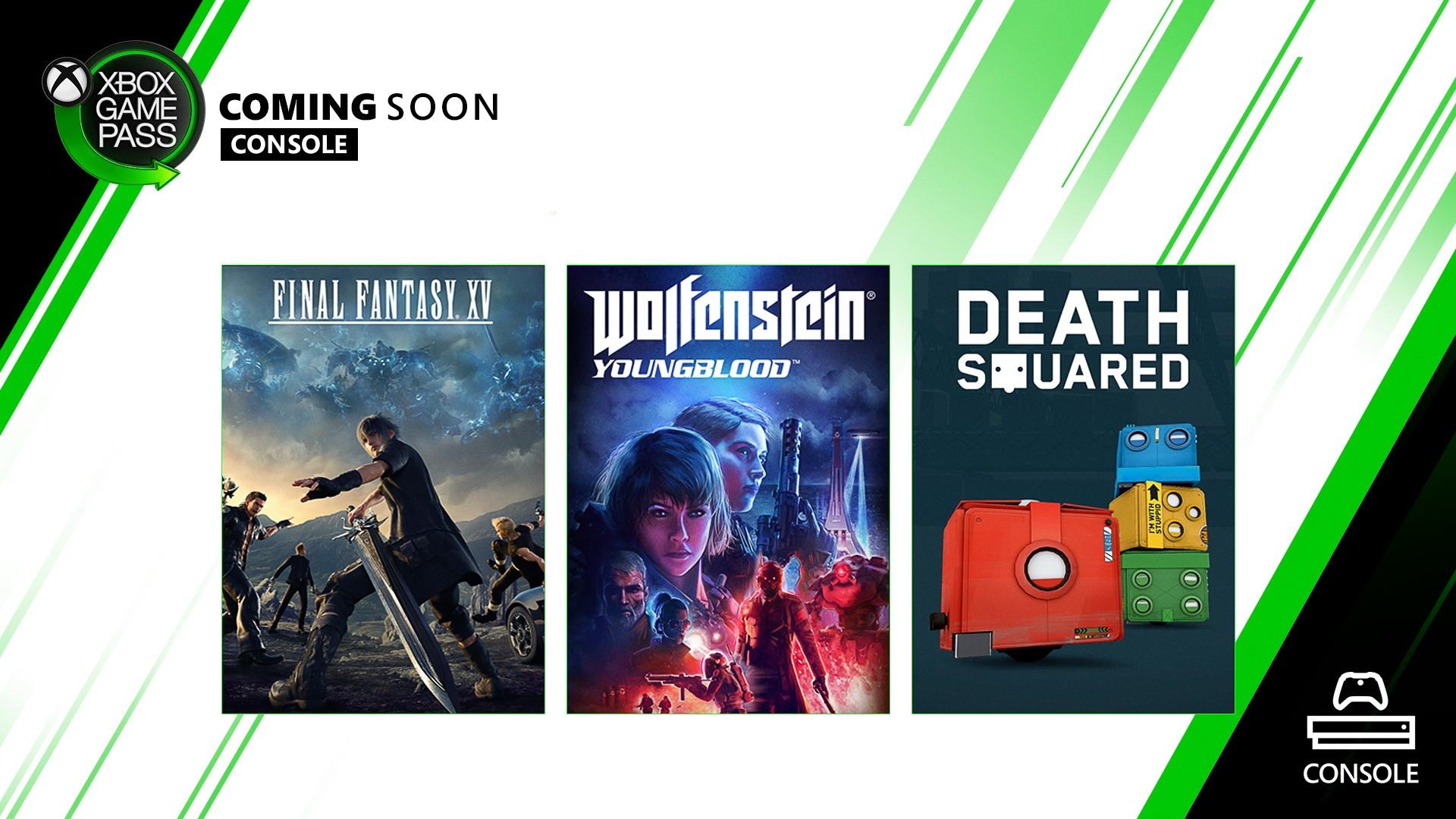 Photo of الاعلان عن الالعاب الجديدة القادمة لخدمة Xbox Game Pass