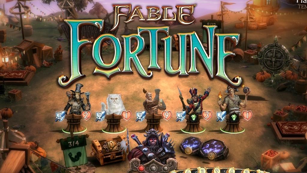 Photo of رفع الدعم عن لعبة Fable Fortune في مارس القادم