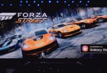 صورة الكشف رسمياً عن لعبة Forza Street للهواتف الذكية .