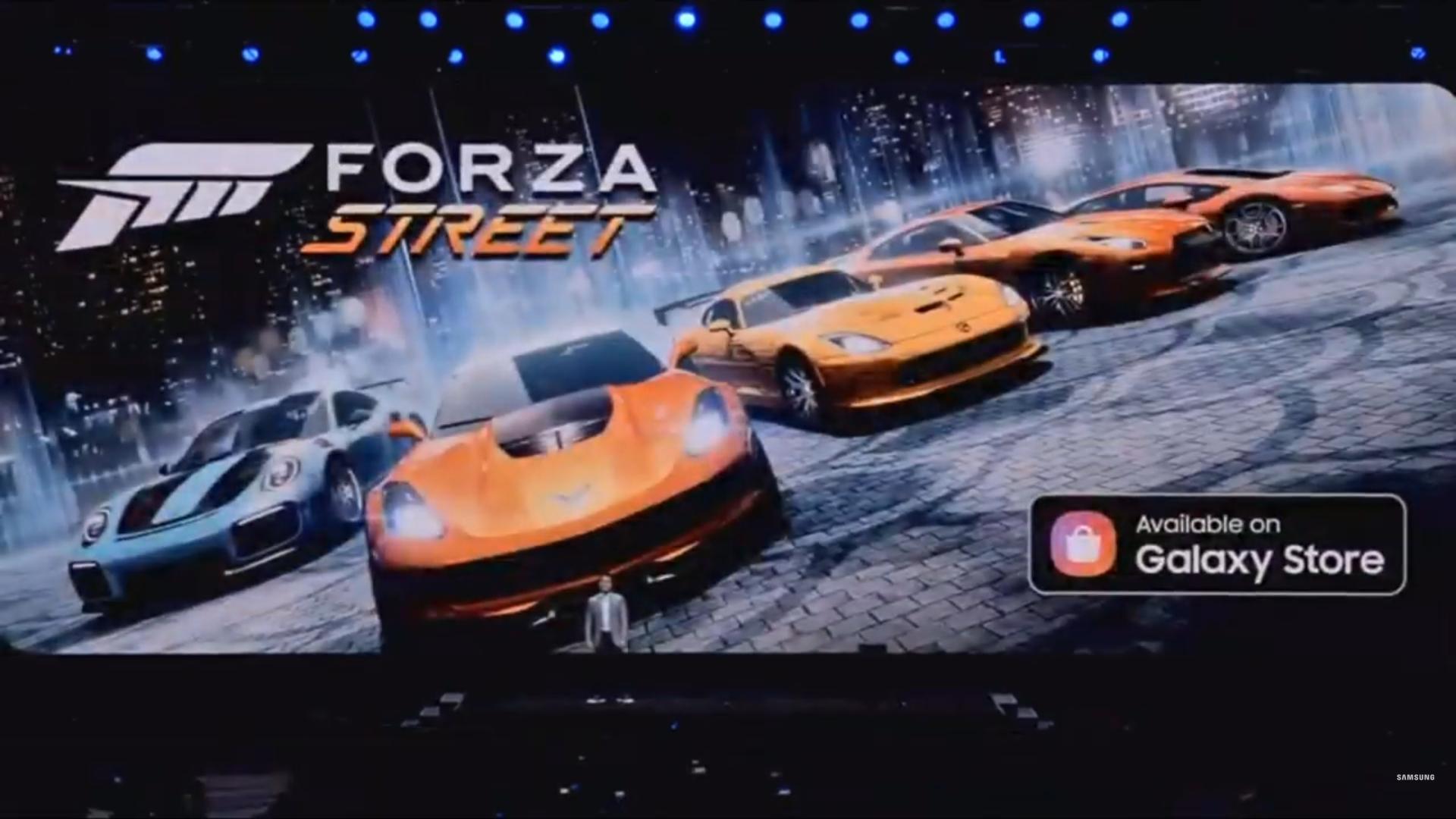 Photo of الكشف رسمياً عن لعبة Forza Street للهواتف الذكية .