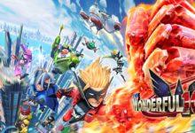 صورة رسميًا: ريماستر لعبة The Wonderful 101 تجمع أكثر من مليون دولار و ستصدر على الحواسب و Nintendo Switch