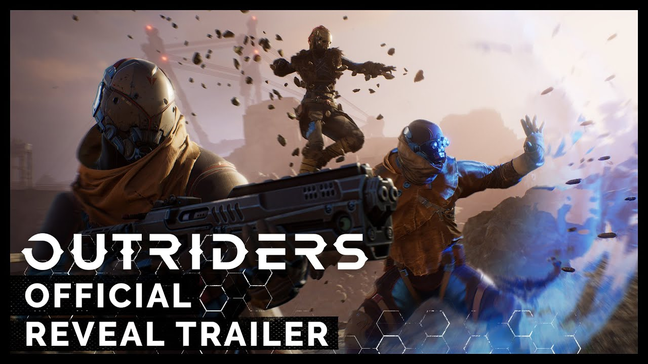 Photo of شركة Square Enix تكشف عن العرض الدعائي الأول للعبة Outriders .