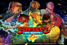 صورة استعراض جديد للعبة Streets Of Rage 4