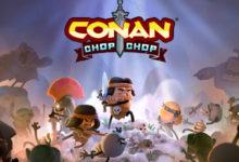 صورة تأجيل موعد إصدار لعبة Conan Chop Chop للربع الثاني من عام 2020 .