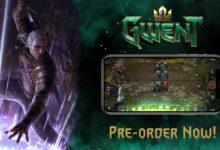 صورة لعبة Gwent ستأتي لهواتف Android الشهر القادم