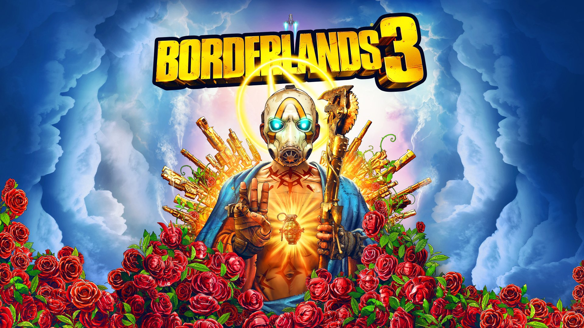 .Borderlands 3