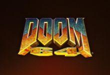 صورة مراجعة لعبة DOOM 64