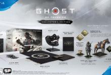 صورة لعبة Ghost of Tsushima ستحصل على أكثر من نسخة خاصة عند إصدارها .